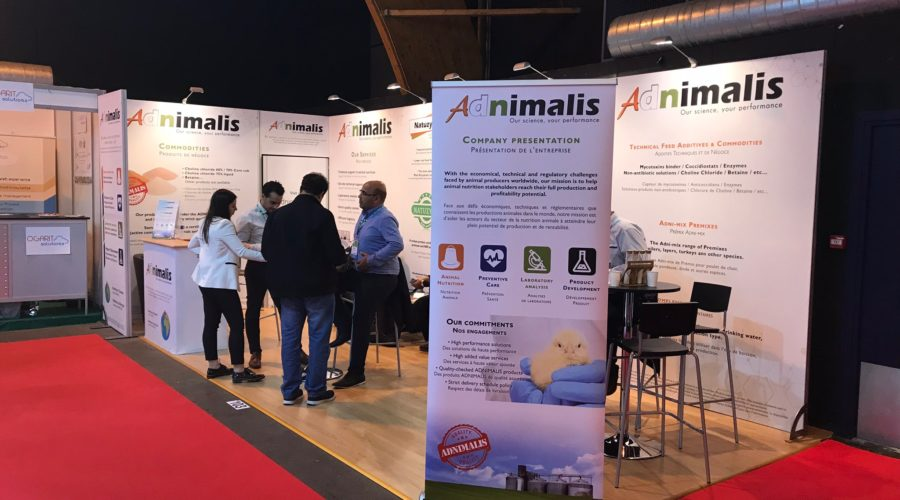 ADNIMALIS at SPACE 2017 : Detailed report