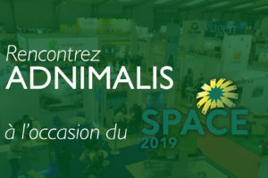 Adnimalis exposant au SPACE 2019