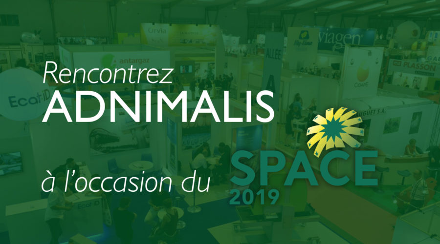Adnimalis exhibits at SPACE 2019